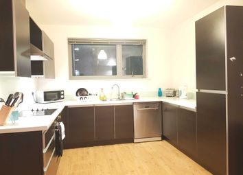 Thumbnail 3 bed flat to rent in Riverside Apartments, Wick Lane, Bow