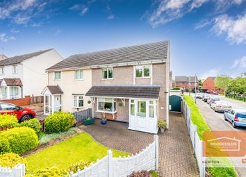 Thumbnail 3 bed semi-detached house for sale in Lindon Drive, Brownhills, Walsall