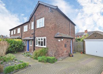 Thumbnail 4 bed semi-detached house for sale in Grove Road, Horbury, Wakefield