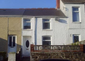 Thumbnail 2 bed terraced house to rent in High Street, Nantyffyllon, Maesteg, Mid Glamorgan