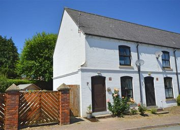 Thumbnail 2 bed end terrace house for sale in 1, Maldwyn Way, Montgomery, Powys