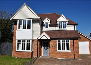 Thumbnail 4 bed detached house for sale in Cockering Road, Chartham, Canterbury