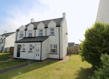 Thumbnail 3 bed semi-detached house to rent in Murrays Lake Drive, Mount Murray, Douglas, Isle Of Man