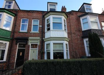 Thumbnail 5 bed town house for sale in Woodland Terrace, Darlington