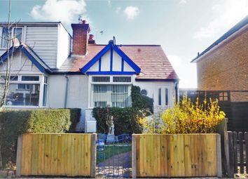 Thumbnail 2 bed bungalow for sale in Westmeads Road, Whitstable