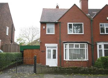 Thumbnail 3 bed semi-detached house for sale in Polefield Road, Prestwich, Manchester