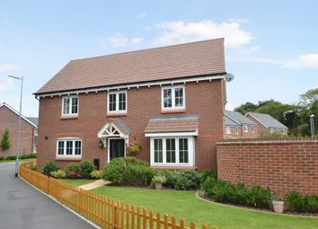 Thumbnail 4 bed detached house for sale in Stone Bridge, Newport, Shropshire