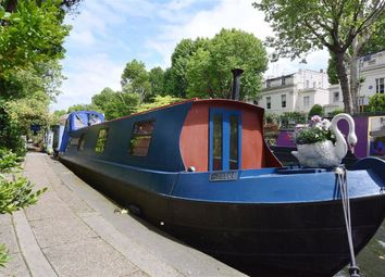 1 bed houseboat for sale in Canal Boat, Blomfield Road, London W9