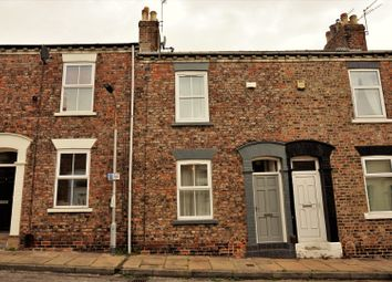 Thumbnail 2 bedroom terraced house for sale in Cleveland Street, York