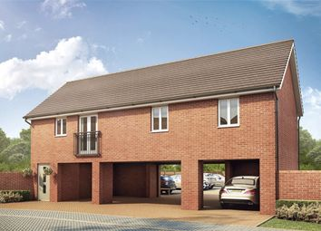 Thumbnail 2 bed detached house for sale in The Wincham, Milton Keynes, Buckinghamshire