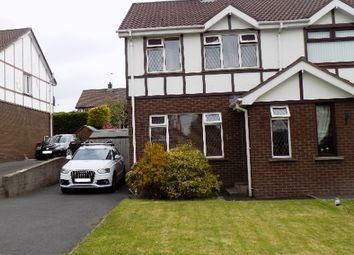 Thumbnail 3 bedroom semi-detached house to rent in Tudor Grange, Lisburn