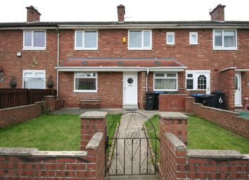 Thumbnail 3 bed terraced house for sale in Garvin Close, Berwick Hills, Middlesbrough