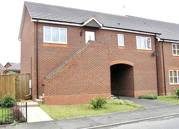 Thumbnail 2 bed property to rent in Honeymans Gardens, Droitwich
