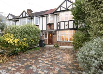 Thumbnail 3 bedroom terraced house to rent in Cardinal Avenue, Ham, Kingston-Upon-Thames