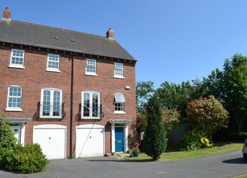 Thumbnail 3 bed town house to rent in Little Lane, Mountsorrel, Loughborough