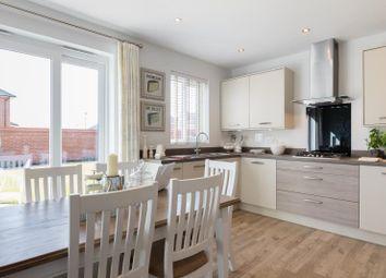 Thumbnail 4 bedroom detached house for sale in Plot 344 The Harrogate, Lady Lane, Blunsdon, Swindon