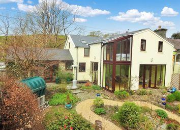 Thumbnail 3 bed detached house for sale in Rhos Boda, Ystumtuen, Aberystwyth
