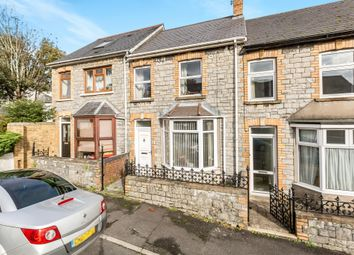 Thumbnail 3 bedroom terraced house for sale in Cae Dre Street, Bridgend