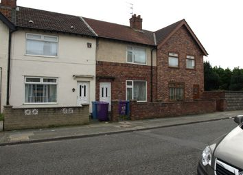 Thumbnail 3 bed terraced house to rent in Albany Road, Aintree, Liverpool