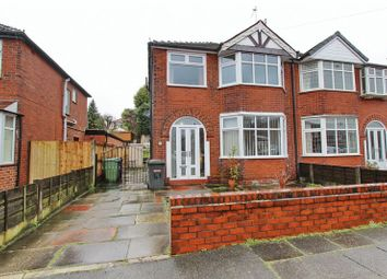Thumbnail 3 bedroom semi-detached house for sale in Hillside Avenue, Whitefield, Manchester