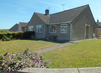 Thumbnail 2 bed semi-detached bungalow for sale in North Hill Road, Siddington, Cirencester
