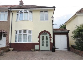 Thumbnail 3 bed semi-detached house to rent in Embassy Walk, Whitehall, Bristol