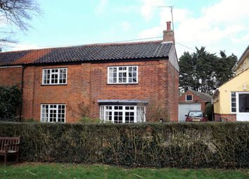 Thumbnail 4 bed semi-detached house for sale in North Green, Southwold