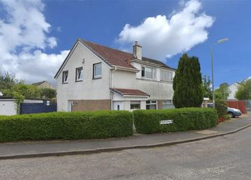 Thumbnail 3 bed semi-detached house for sale in Tantallon Drive, Paisley