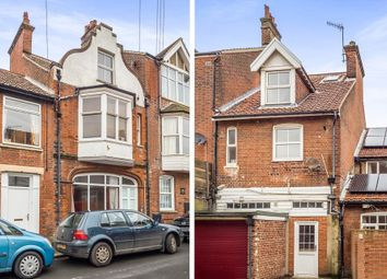 Thumbnail 2 bedroom maisonette for sale in Corner Street, Cromer