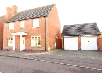 Thumbnail 4 bedroom detached house for sale in Juniper Drive, Chatteris
