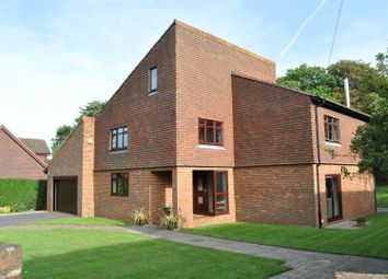 Thumbnail 4 bed detached house for sale in Crampshaw Lane, Ashtead