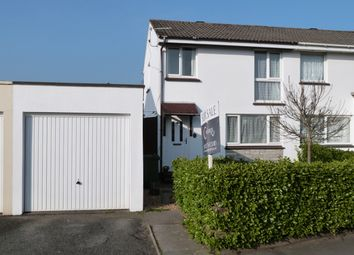 Thumbnail 3 bed semi-detached house for sale in Braodlands, Bideford