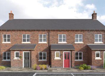 Thumbnail 3 bed terraced house for sale in Plot 2, Holme Farm Court, Main Street, Beeford, Driffield