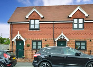 Thumbnail 2 bed end terrace house for sale in Lingfield Road, East Grinstead, West Sussex