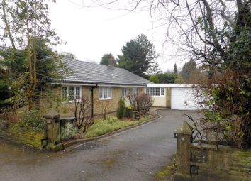 Thumbnail 4 bed bungalow for sale in Meadow Park, Irwell Vale, Ramsbottom, Bury
