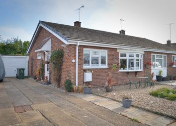 Thumbnail 2 bed semi-detached bungalow for sale in Holly Close, Burnham-On-Crouch