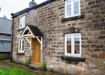 Thumbnail 3 bed detached house for sale in The Common, Crich, Matlock