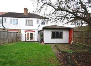 Thumbnail 3 bed end terrace house for sale in Bradley Road, London