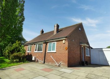 3 bed detached bungalow for sale in Firbank Road, Wythenshawe, Manchester M23