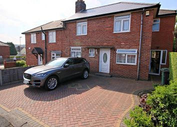 Thumbnail 4 bed semi-detached house for sale in South Oval, Dudley