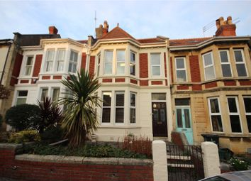 Thumbnail 3 bed terraced house for sale in Halsbury Road, Westbury Park, Bristol