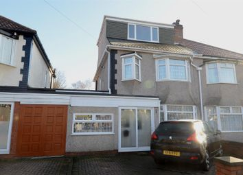 Thumbnail 4 bedroom semi-detached house for sale in Mickleover Road, Ward End, Birmingham