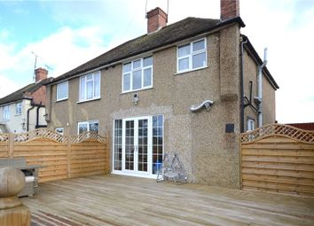 Thumbnail 3 bed semi-detached house for sale in Osborne Road, Reading, Berkshire