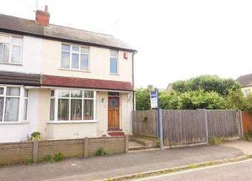 Thumbnail 3 bed semi-detached house to rent in Leon Avenue, Bletchley, Milton Keynes