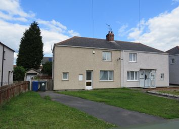 Thumbnail 3 bed semi-detached house for sale in Stanley Grove, Dunscroft, Doncaster