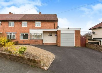 Thumbnail 3 bed semi-detached house for sale in Southbank Grove, Congleton