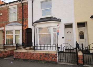 Thumbnail 2 bed terraced house to rent in Somerset Street, Hull