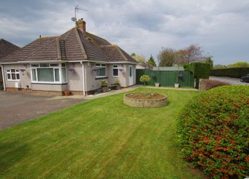 Thumbnail 3 bed detached bungalow for sale in Marlborough Road, Swindon