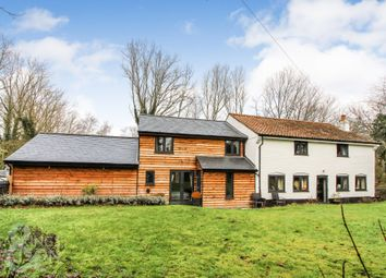 Thumbnail 5 bed detached house for sale in Nowhere Lane, Great Witchingham, Norwich