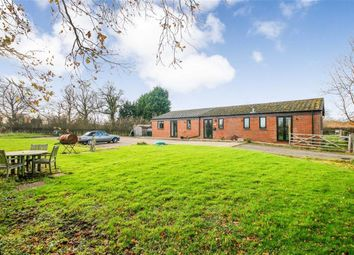 Thumbnail 5 bed detached bungalow for sale in Chase Farm, Little Horwood, Little Horwood, Milton Keynes